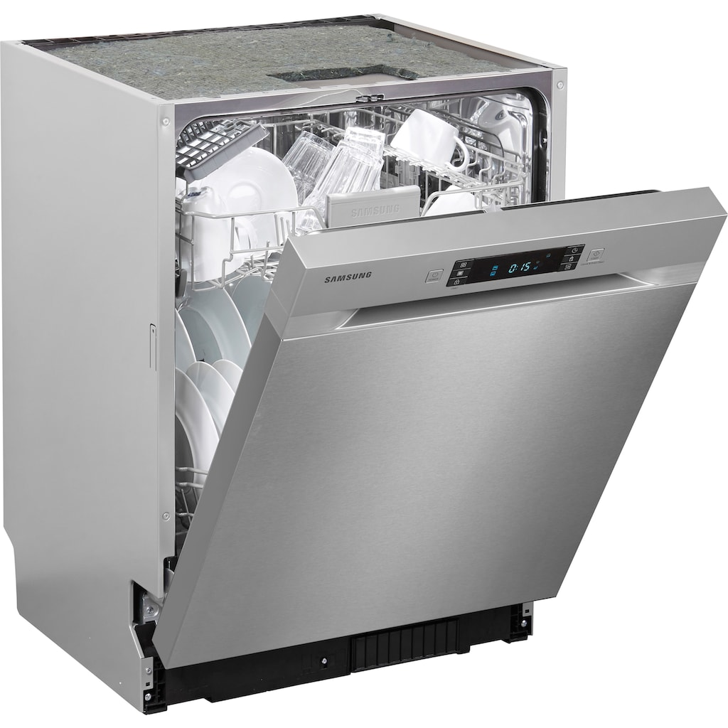 Samsung Unterbaugeschirrspüler »DW60M6042US/EG«, DW60M6042US, 13 Maßgedecke, Luftschallemission nur 44 dB(A)