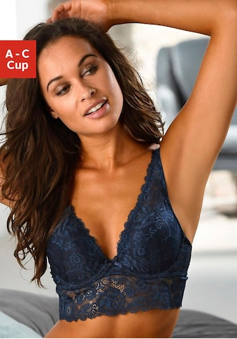 LASCANA Bustier, Push-up-BH kaufen