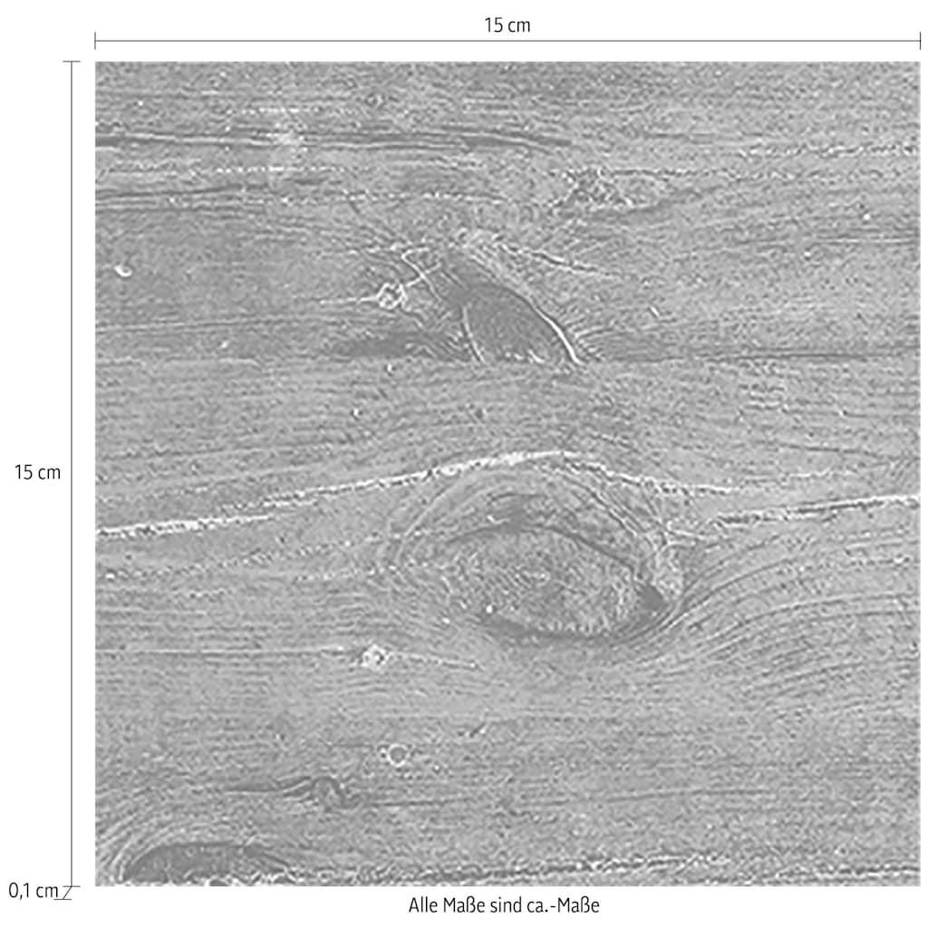 queence Fliesenaufkleber »Holz«