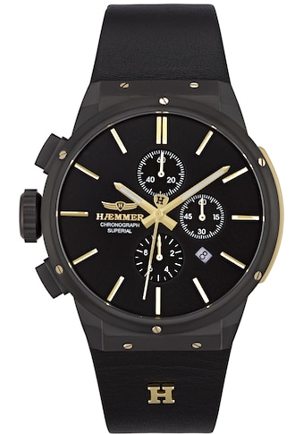 HAEMMER GERMANY Chronograph »SUPERB, HSG-4804« kaufen