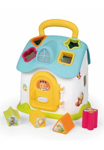 Smoby Steckspielzeug »Cotoons® Elektronisches Steckspielhaus« kaufen