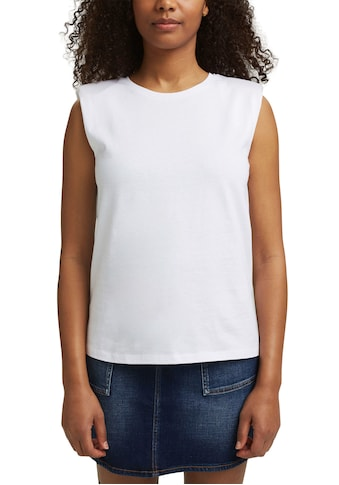 edc by Esprit T-Shirt, mit Puffärmeln kaufen