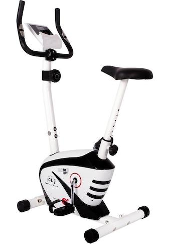 Christopeit Sport® Heimtrainer »CL 2«, Computer mit Halterung für Tablet bzw. Smartphone kaufen