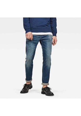 G - Star RAW Slim - fit - Jeans »3301 Slim« kaufen