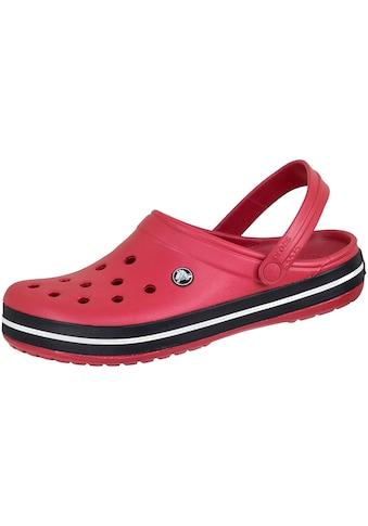 Crocs Clog »11016-6EN«, Crocband rot (pepper) kaufen