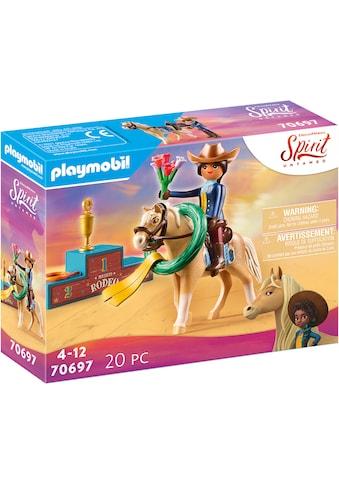 Playmobil® Konstruktions-Spielset »Rodeo Pru (70697), Spirit Untamed«, (20 St.), Made... kaufen