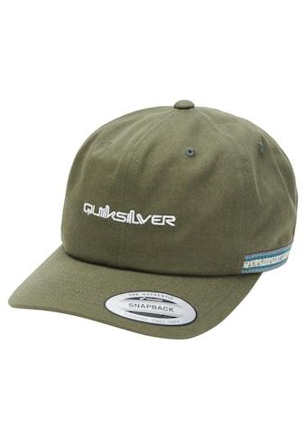 Quiksilver Snapback Cap »The Great Taper« kaufen