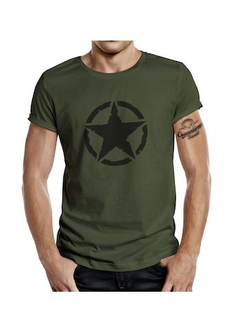 GASOLINE BANDIT® T-Shirt mit kultigem Print kaufen