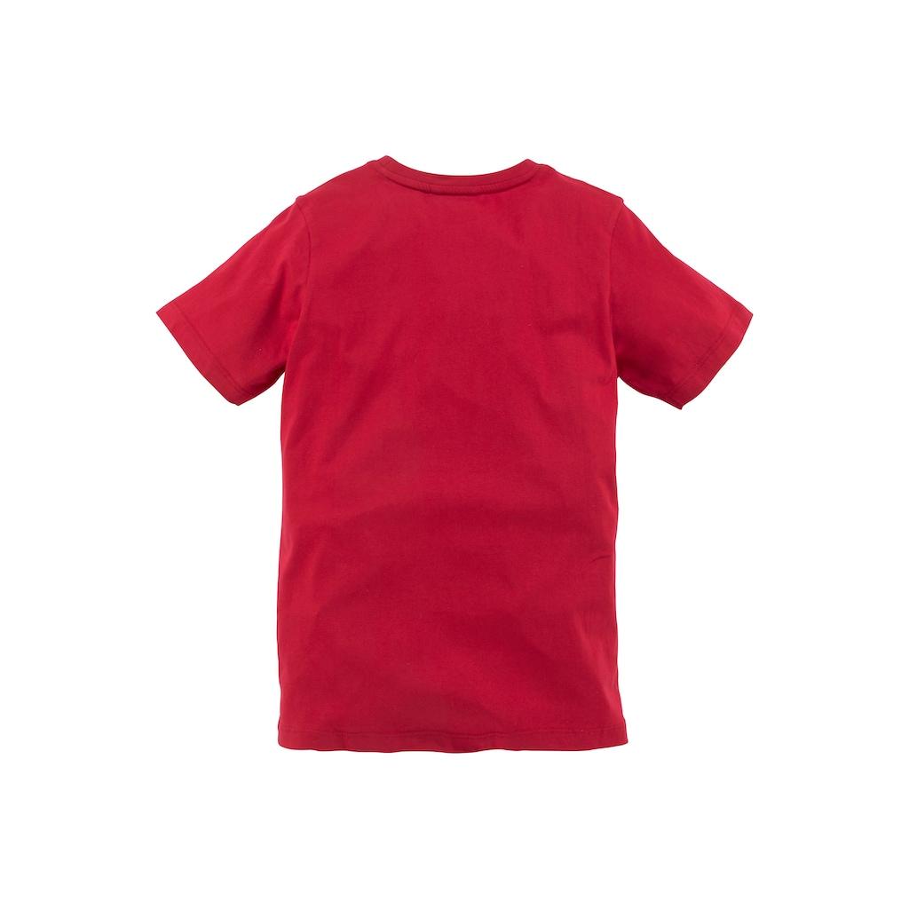 TOM TAILOR Polo Team T-Shirt »SAN DIEGO«