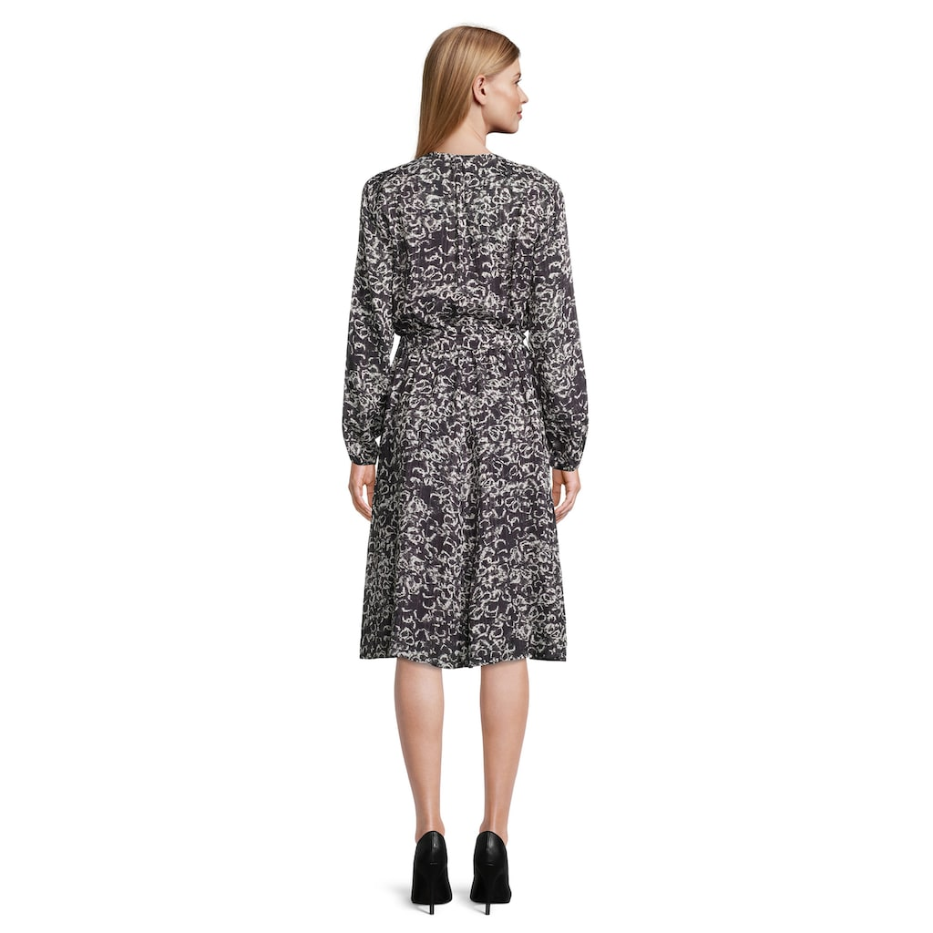 Betty&Co Midikleid »mit Muster«