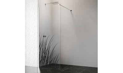welltime by GEO Walk-in-Dusche, 90 cm, chrom kaufen