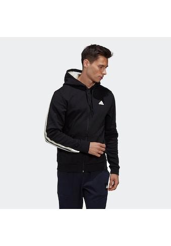 adidas Performance Sweatjacke »WINTER 3 - STREIFEN KAPUZENJACKE« kaufen