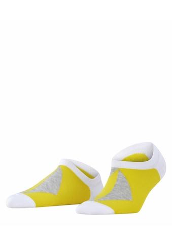 Burlington Sneakersocken »Graphic Rhomb«, (1 Paar), mit Baumwolle kaufen