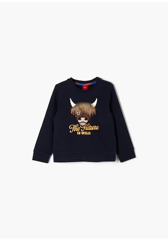 s.Oliver Sweatshirt kaufen
