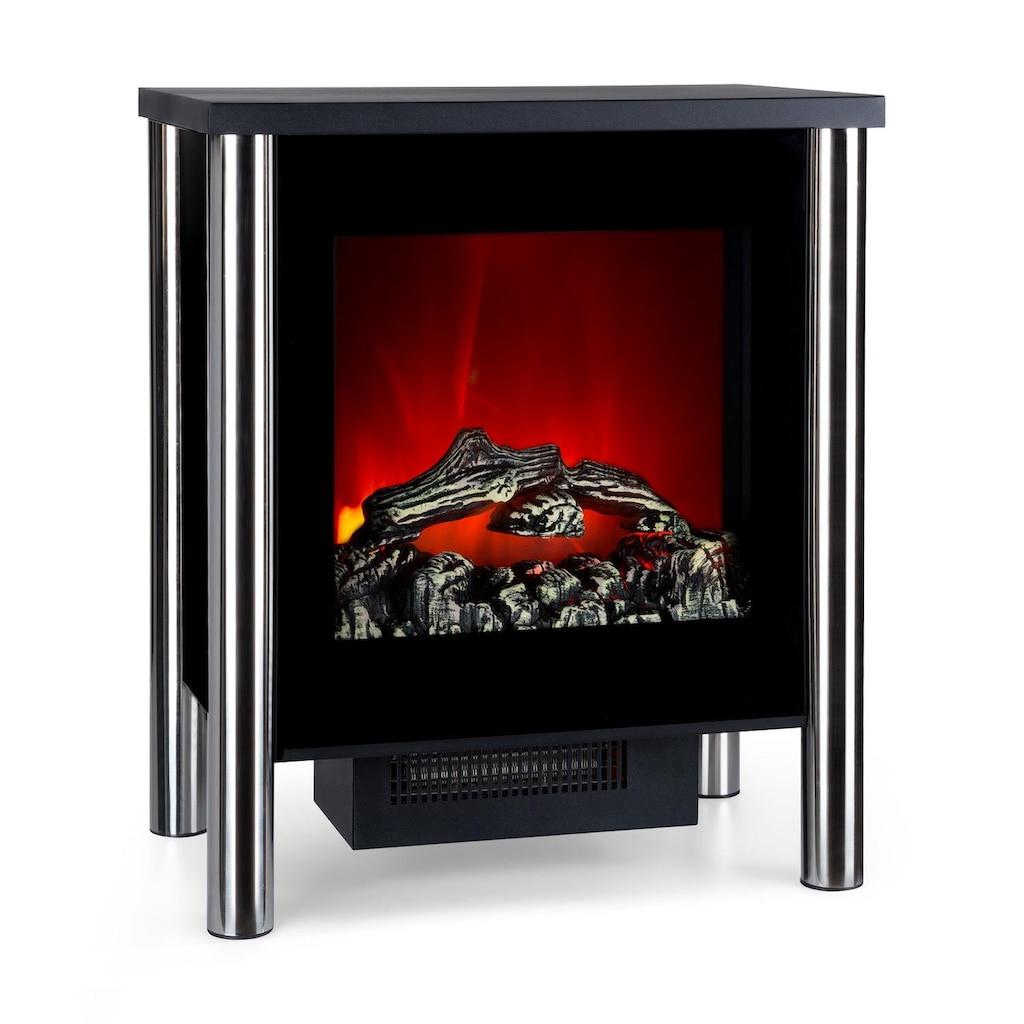 Klarstein Elektrischer Kamin 950/1900 W Thermostat LED-Flammenillusion
