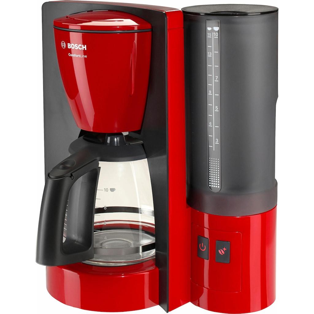 BOSCH Filterkaffeemaschine »ComfortLine TKA6A044«, Papierfilter, 1x4