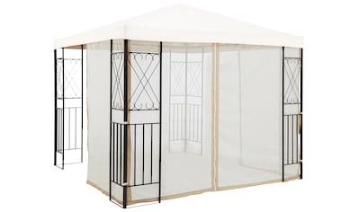 KONIFERA Pavillonseitenteile »Sumatra«, mit Moskitonetz kaufen