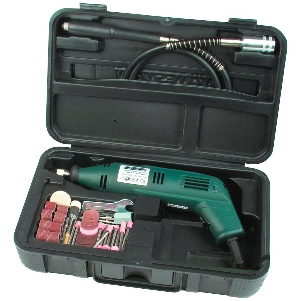 Brüder Mannesmann Werkzeuge Multischleifer »M92577«, Schnellschleif-Gerät