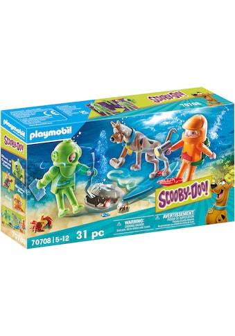 Playmobil® Konstruktions-Spielset »SCOOBY-DOO! Abenteuer mit Ghost of Captain Cutler... kaufen