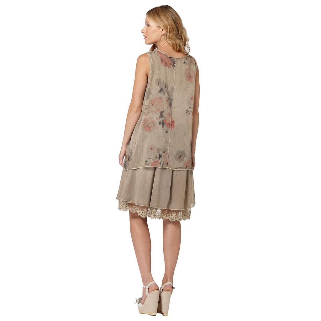 Inspirationen Druckkleid »Kleid«