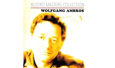 Musik-CD »Austro Masters Collection / Ambros,Wolfgang« kaufen