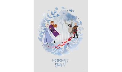 Komar Poster »Frozen Spirit«, Disney kaufen