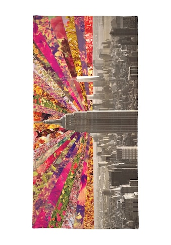 """Handtuch """"Blooming NY"""", Juniqe kaufen"""