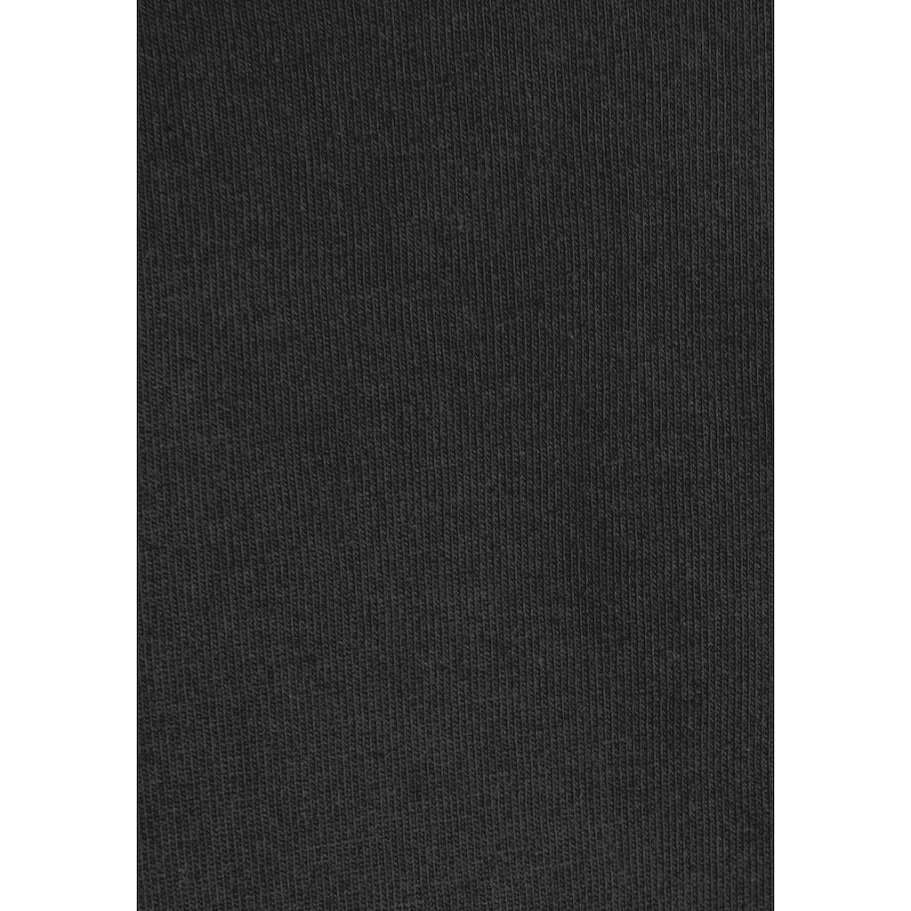 s.Oliver Bodywear Negligé, mit Details im Animal-Print