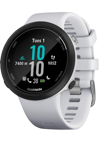 Garmin Swim2 mit Silikon - Armband 20 mm Smartwatch (2,63 cm / 1,04 Zoll) kaufen