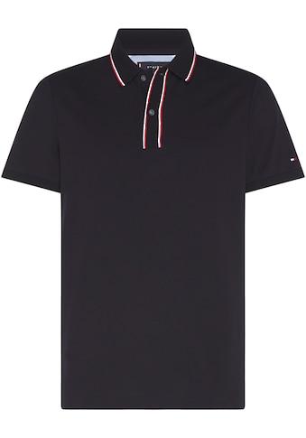 Tommy Hilfiger Poloshirt »GLOBAL TIPPED SLIM POLO« kaufen