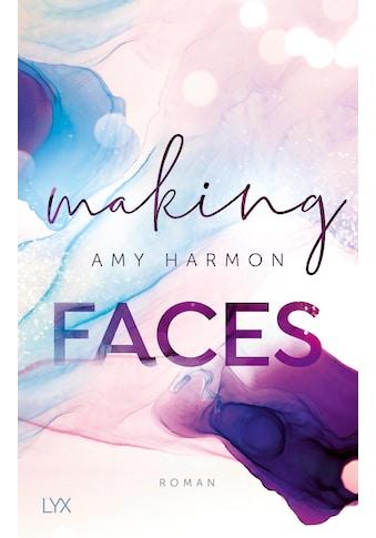 Buch »Making Faces / Amy Harmon, Corinna Wieja, Jeannette Bauroth« kaufen