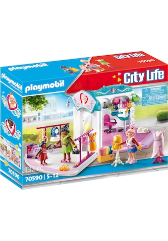 Playmobil® Konstruktions-Spielset »Fashion Design Studio (70590), City Life«, Made in Germany kaufen
