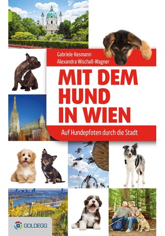 Buch »Mit dem Hund in Wien / Gabriele Hasmann, Alexandra Wischall-Wagner« kaufen