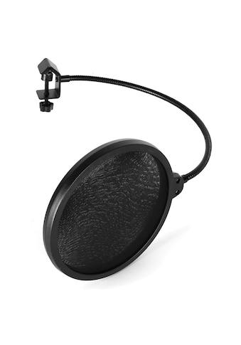 Malone Mikrofon-Popschutz Windschutz Ploppschutz »POP-1« kaufen