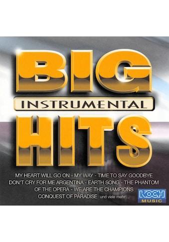 Musik-CD »Big Hits Instrumental / Acoustic Sound Orchestra« kaufen