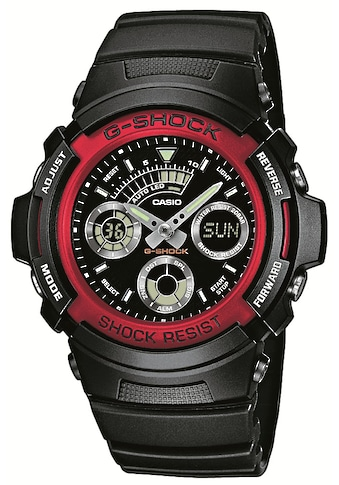 CASIO G-SHOCK Chronograph »Red Demon, AW-591-4AER« kaufen