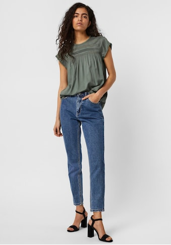 Vero Moda Shirtbluse »VMDEBBIE PLEAT TOP« kaufen