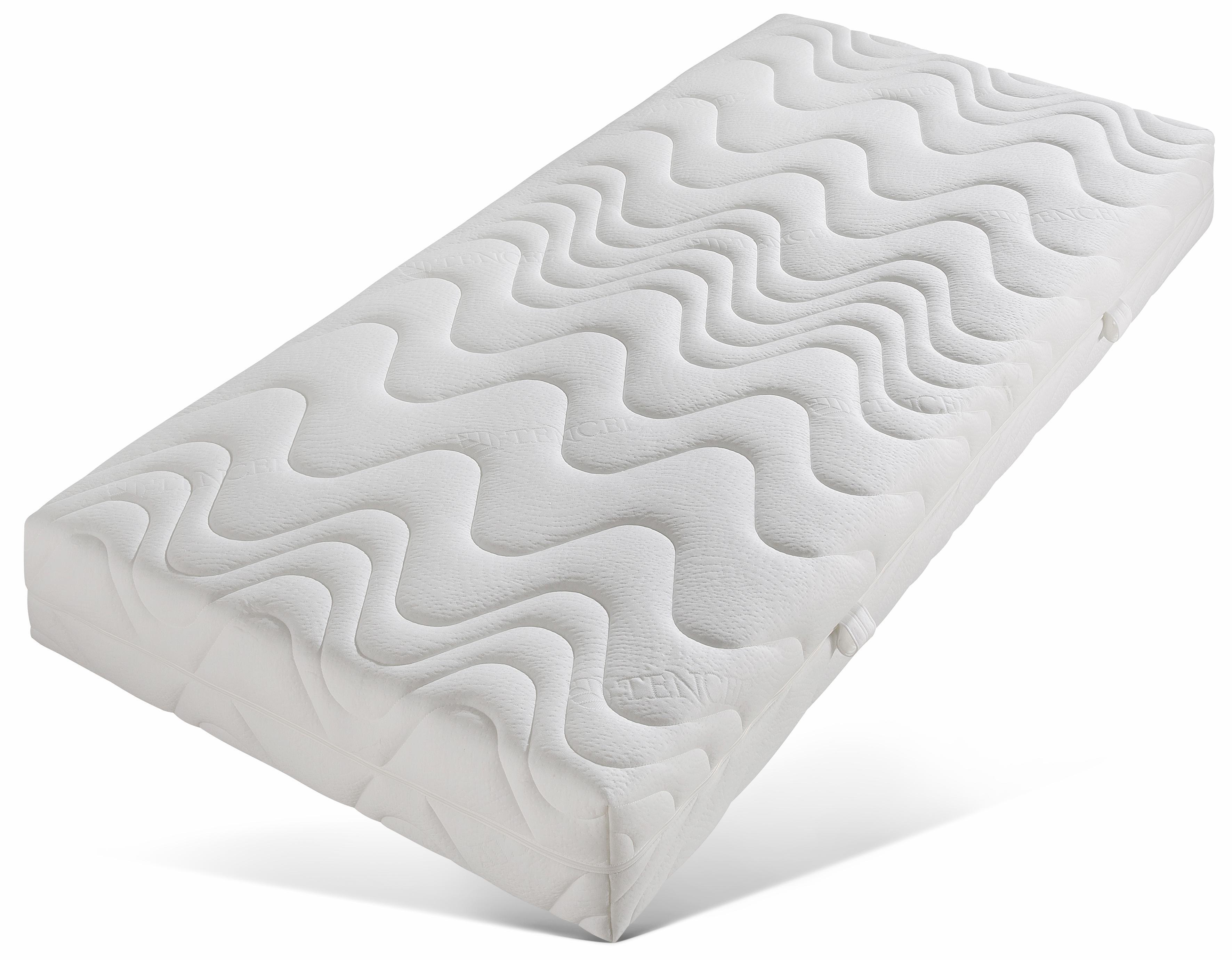 Gelschaummatratze »Pro Gel Luxus«, Beco, 26 cm hoch   Schlafzimmer > Matratzen > Gelmatratzen   Stoff   BECO