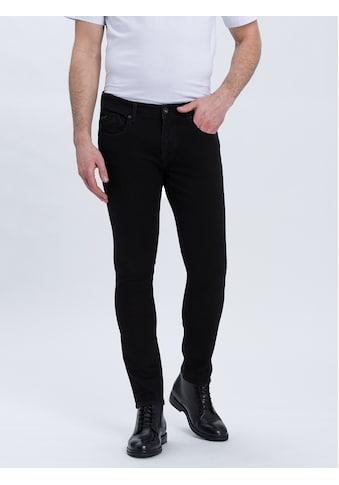 Cross Jeans® Slim-fit-Jeans »JIMI«, Schmale Denim aus weichem Baumwoll-Mix kaufen