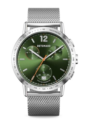 DETOMASO Chronograph »ADESSO QUARZUHR LIMITED EDITION GREEN« kaufen