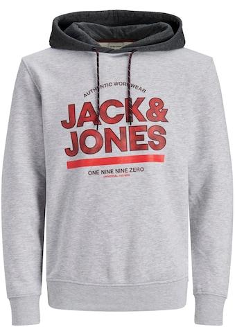 Jack & Jones Kapuzensweatshirt »Fund« kaufen