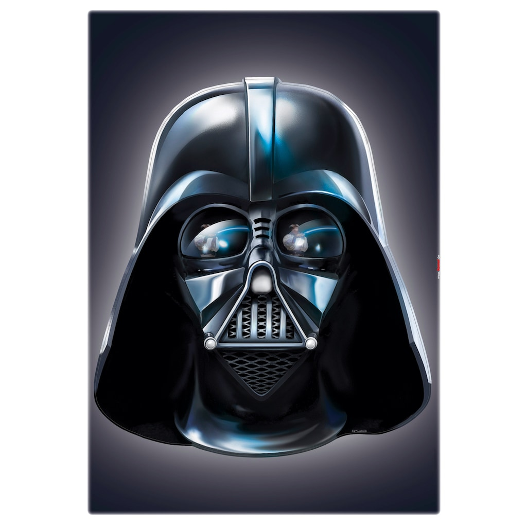 Komar Wandtattoo »Star Wars Darth Vader«, selbstklebend, rückstandslos abziehbar