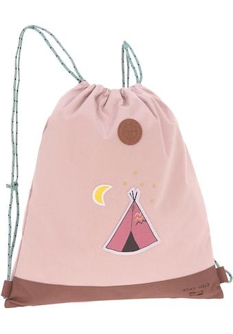 Lässig Turnbeutel »Mini String Bag Adventure Tipi« kaufen