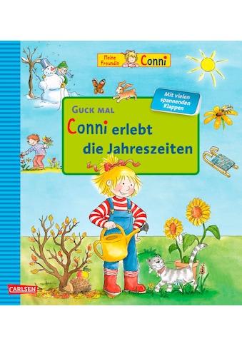 Buch »Guck mal: Conni erlebt die Jahreszeiten / Liane Schneider, Annette Steinhauer« kaufen