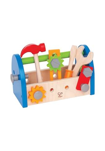 Hape Spielwerkzeugkoffer, (17 tlg.), aus Holz kaufen