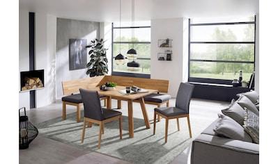 Eckbank »Roberto«, Massivholz kaufen