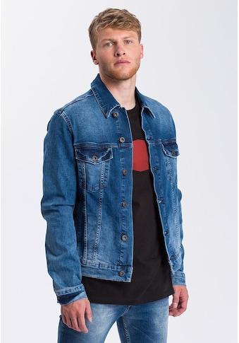 Cross Jeans® Jeansjacke »A 315«, Gerade Form für bequemes Tragen kaufen