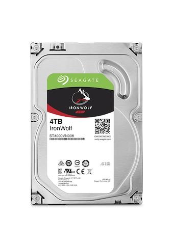 Seagate HDD-Festplatte »IronWolf 4TB«, NAS kaufen