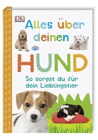 Buch Alles über deinen Hund / DIVERSE kaufen