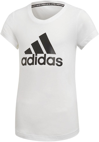 adidas Performance T - Shirt »YOUNG GIRL MUST HAVE BATCH OF SPORT TEE« kaufen